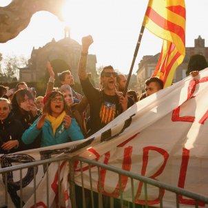 manifestant anc parlament - sergi alcazar