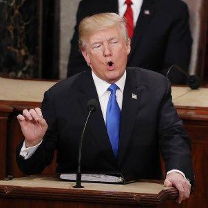 Trump discurs Unió Efe