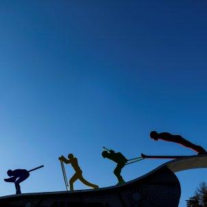 Esquí jocs olímpics hivern corea del sud Efe