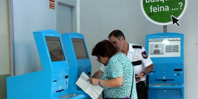 El paro sube en catalunya en personas for Oficinas soc barcelona