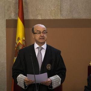 Jesús Barrientos president del TSJC Efe