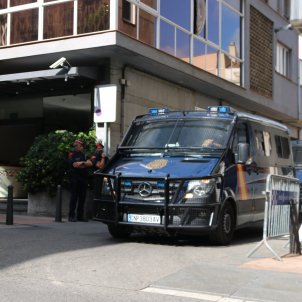 Hotel Reus policia nacional acn
