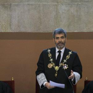 Carlos Lesmes president del CGPJ
