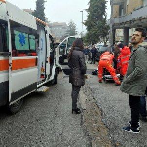 atentado en macerata liga norte / efe