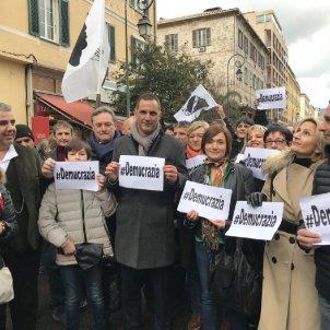 manifestacio corsega 3 febrer @Gilles Simeoni