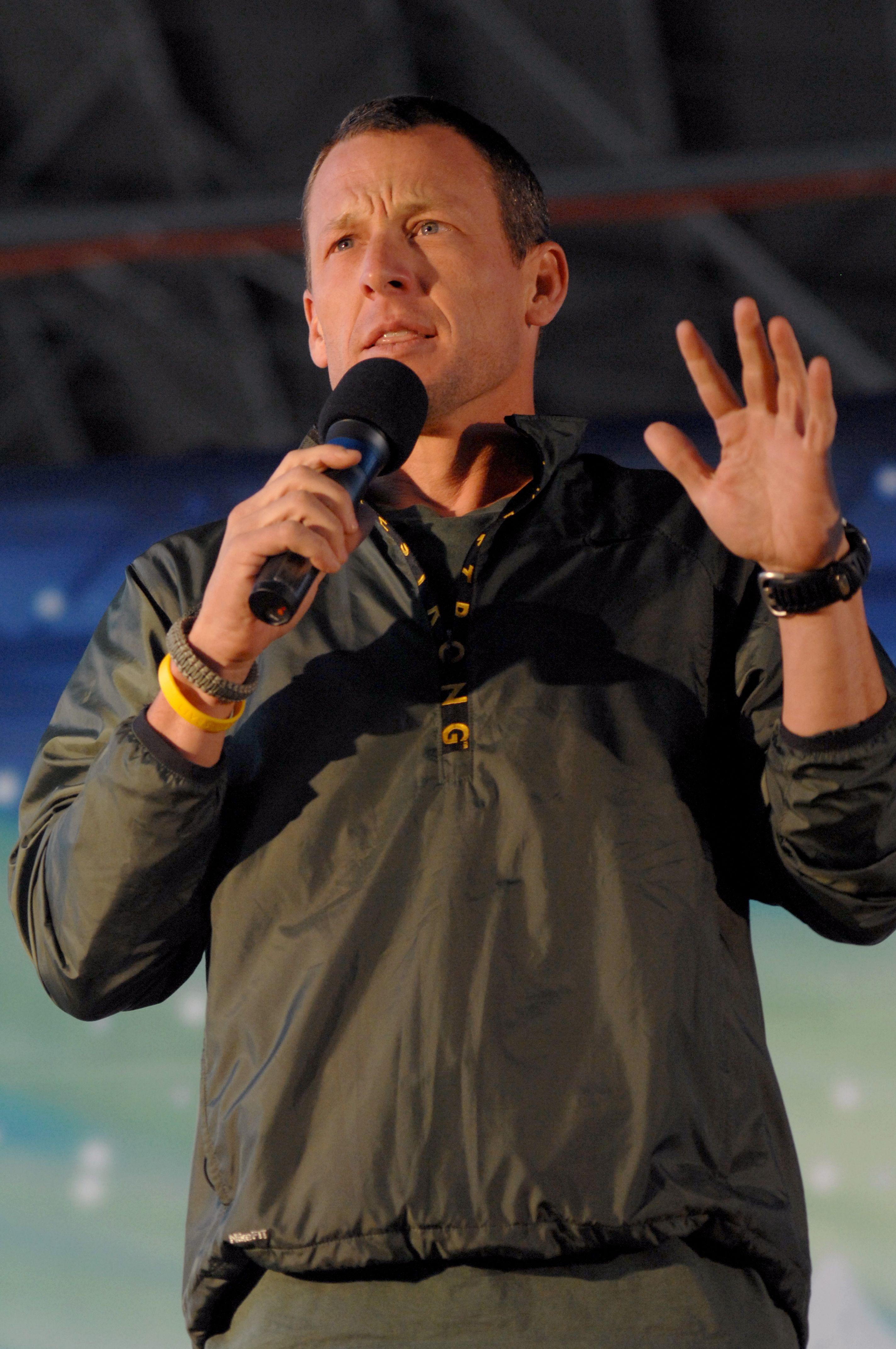 Lance Armstrong CC
