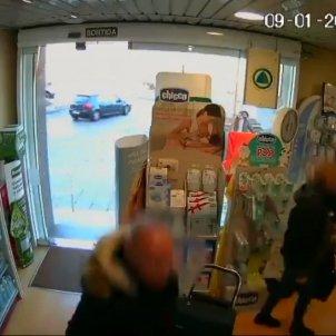 detinguts robar gent gran Mossos d'Esquadra