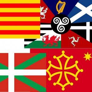 banderes nacions Minority Safepack Iniciative Europa