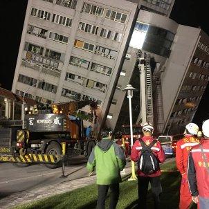 Terratrèmol Taiwan - EFE