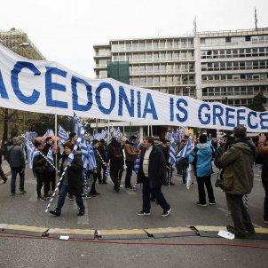 macedonia grecia - efe