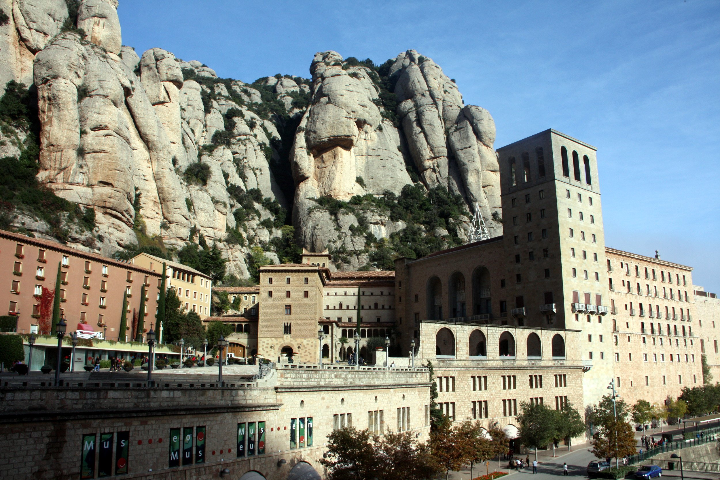 Monestir Montserrat ACN