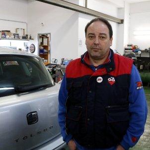 Jordi Perelló mecànic Reus ACN