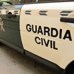 guardia civil Europa Press
