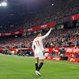 Correa gol Sevilla Leganes Copa Rei   EFE
