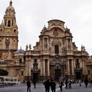 Murcia Catedral vikipedia