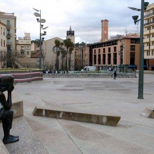 plaça de la constitucio   1O Girona ACN
