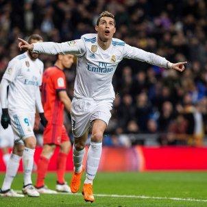 Cristiano Ronaldo Reial Madrid Reial Societat Efe