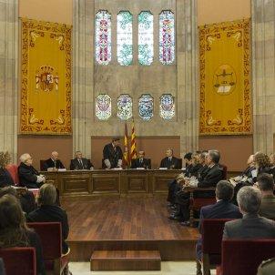 TSJC Justicia Tribunals - Sergi Alcàzar