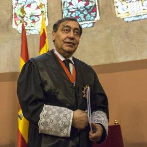 Julian Sanchez Melgar Fiscal General - Sergi Alcàzar