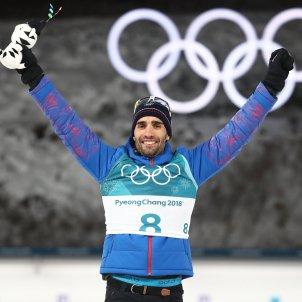 Martin Fourcade Jocs Olímpics Pyeongchang Efe
