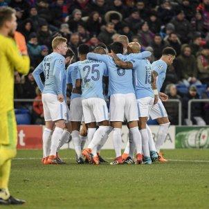 Basilea Manchester City Efe