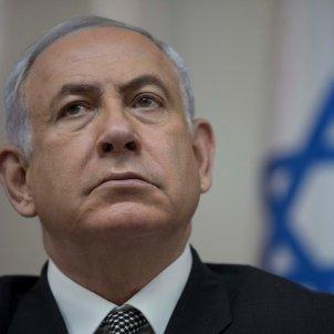Benjamín Netanyahu EFE