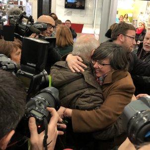 Mireia Boya tornada de Madrid M.L.