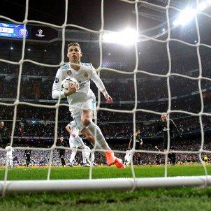 Cristiano Ronaldo Reial Madrid PSG Efe
