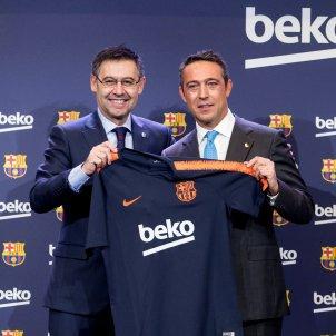 Beko Barça Bartomeu   EFE