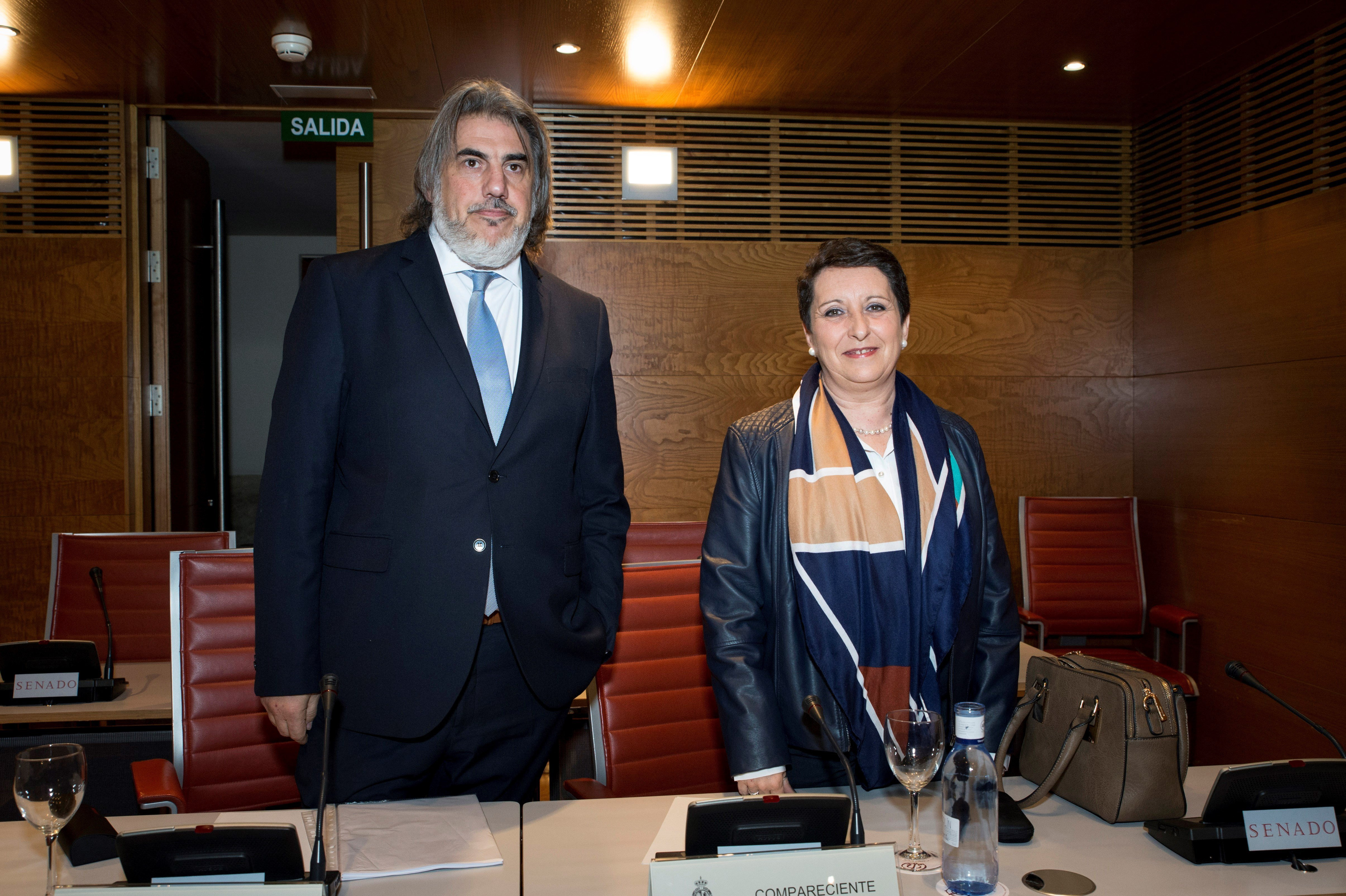 Cs crítics Ganga Sanchez Ruiz finançament irregular EFE