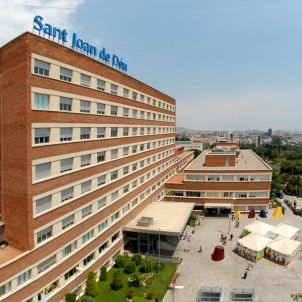 Sant Joan de Déu - Hospital Sant Joan de Déu Barcelona