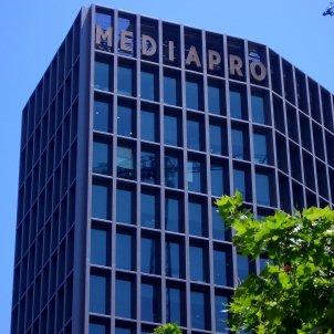 Mediapro Centre Audiovisual Imagina Barcelona Catalunya