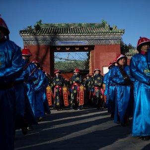Año nuevo chino EFE