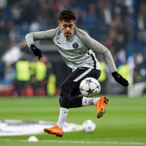Neymar PSG Madrid   EFE