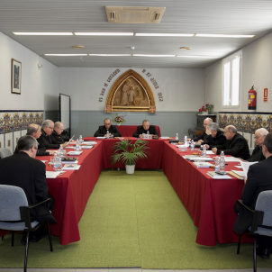 Bisbes catalans Tiana 2018 Gabinet Informació Església
