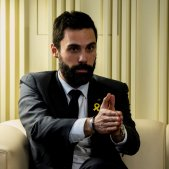 Roger Torrent Parlament - EFE