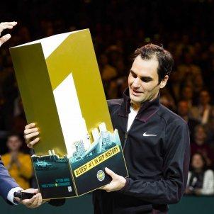 Roger Federer número 1 Efe