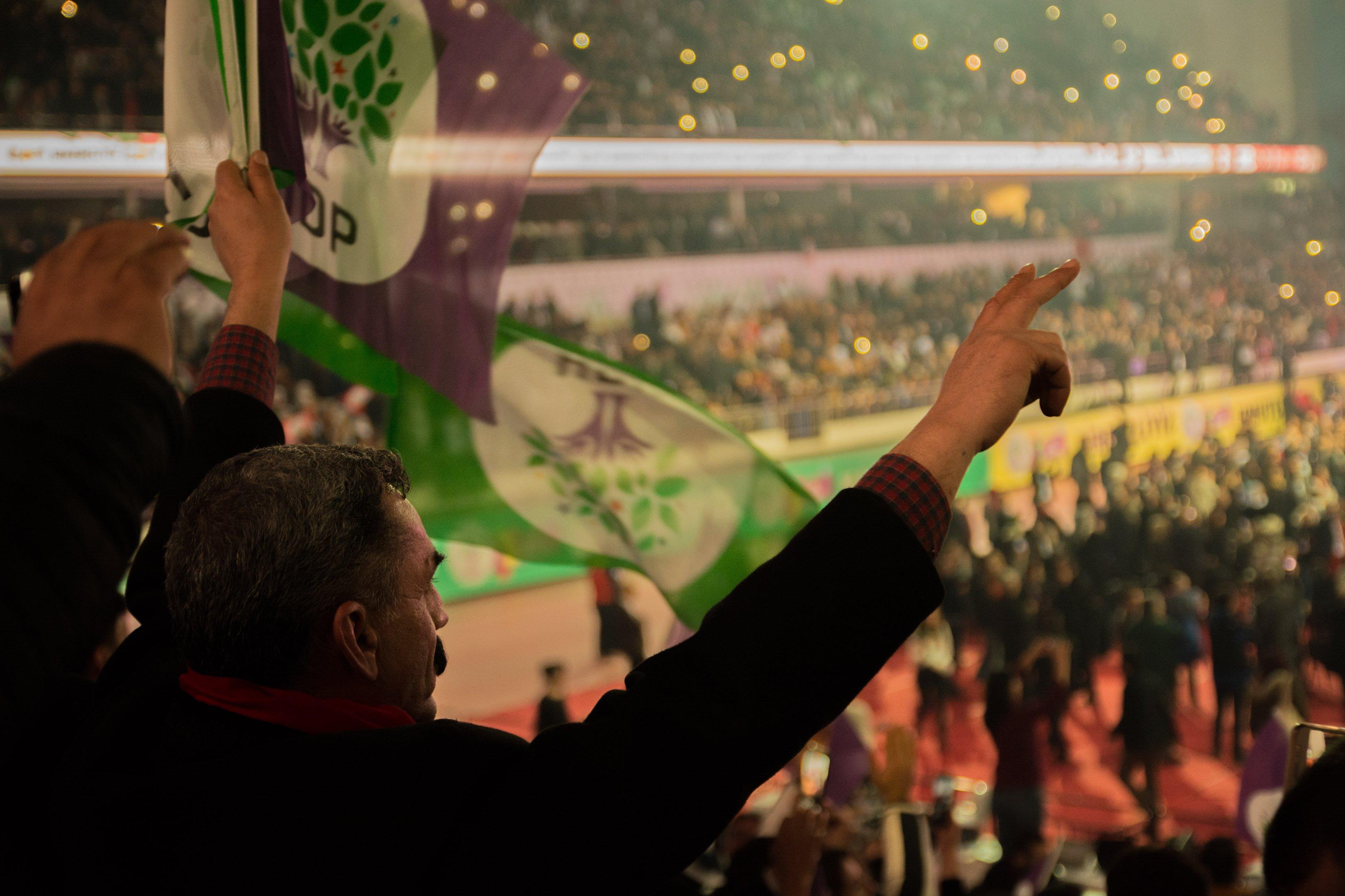 partit kurd hdp - albert naya