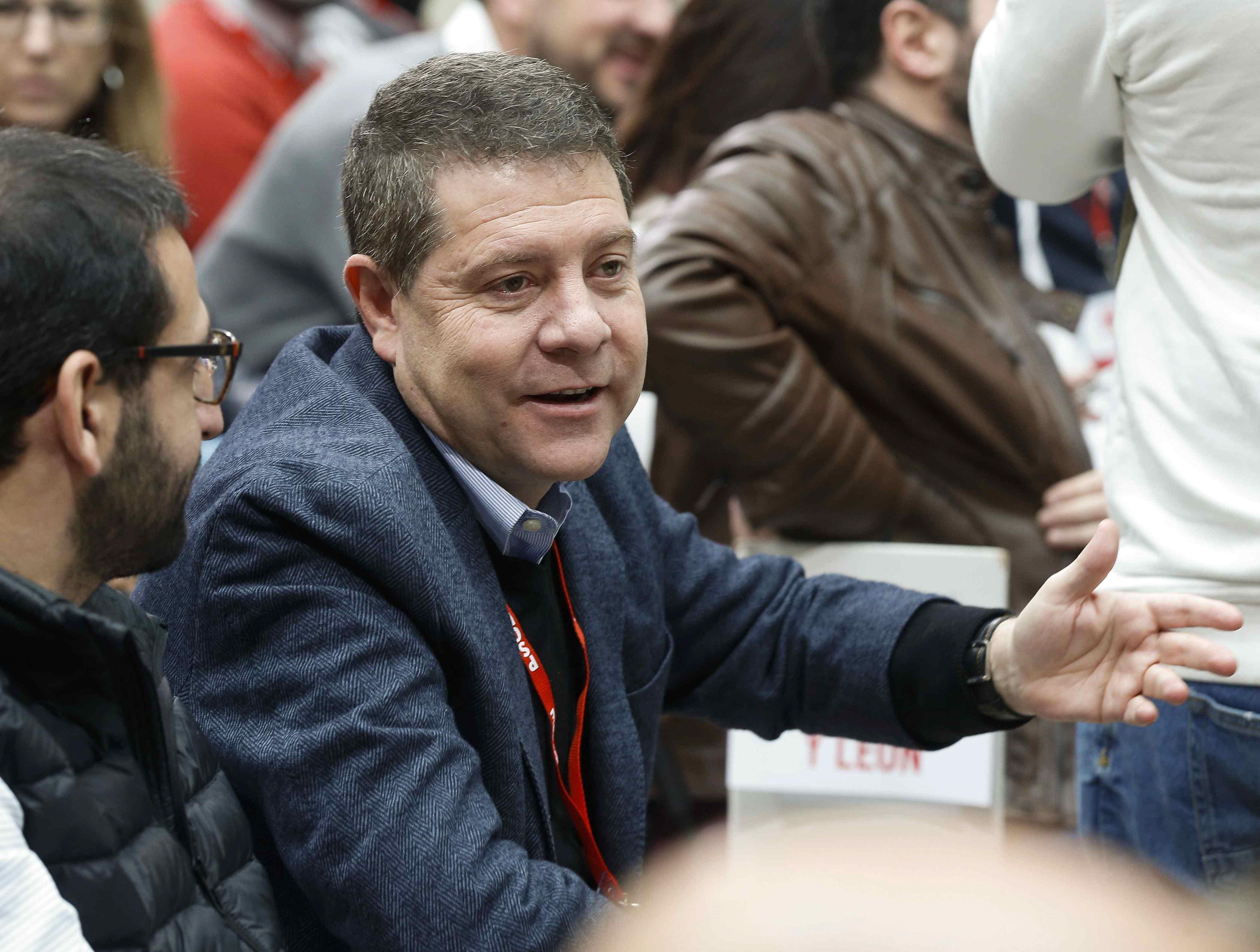 García Page PSOE EFE