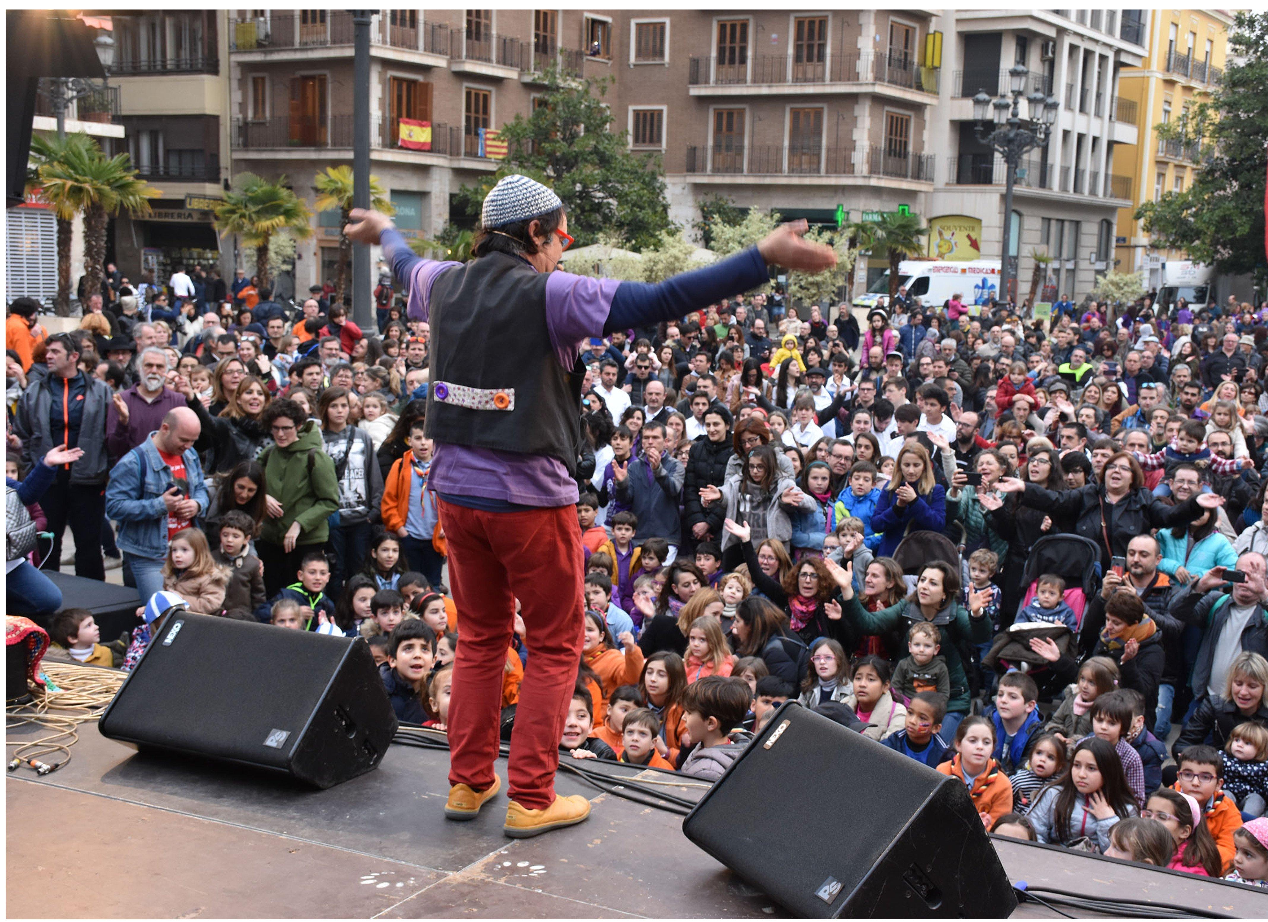 Escola valenciana ACN