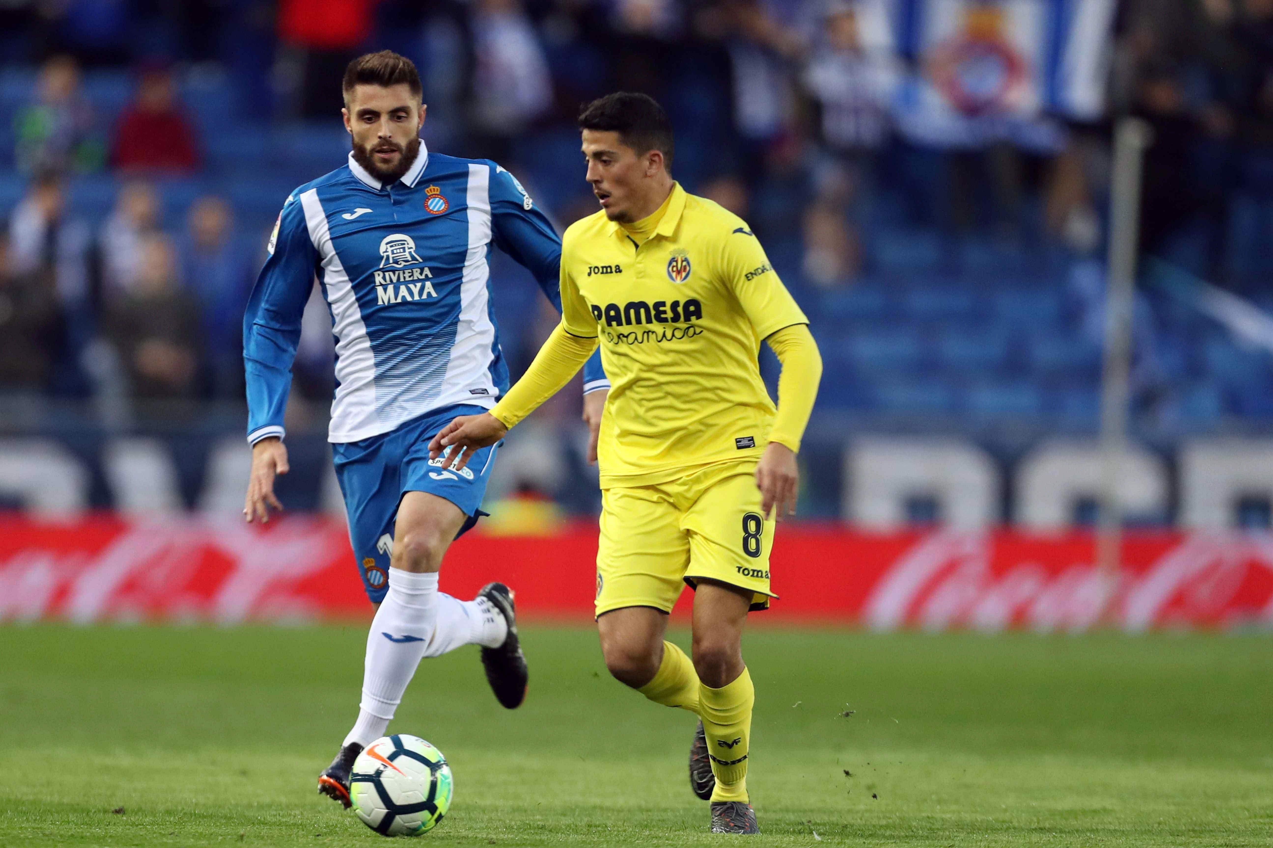 David López Fornals Espanyol Vila real Efe