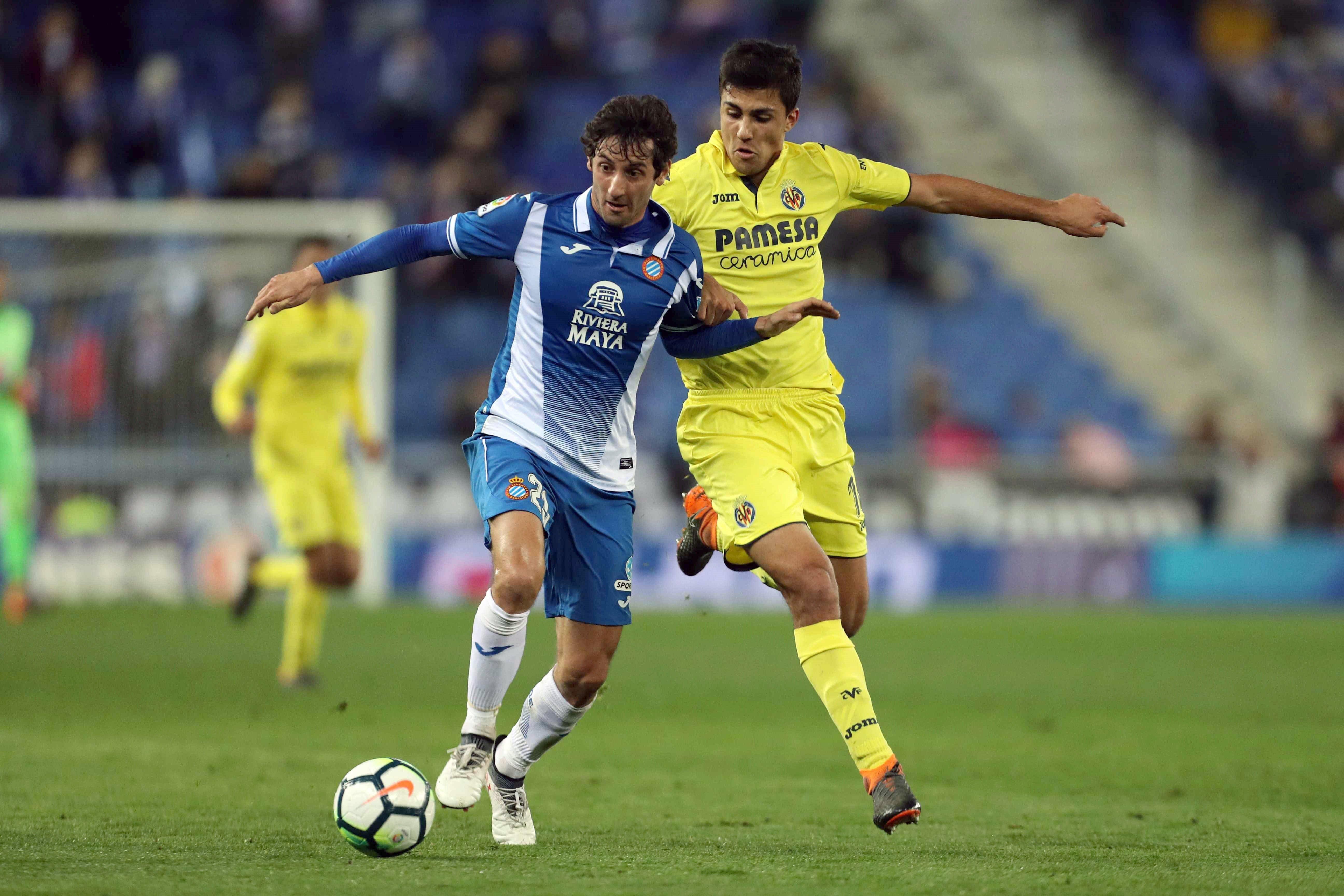 Granero Vila real Espanyol EFE
