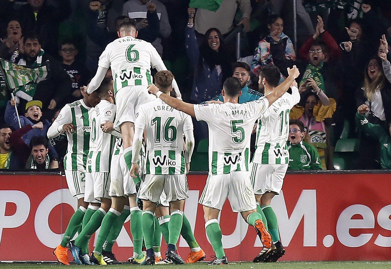 Betis gol Madrid   EFE