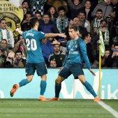 Cristiano Asensio Madrid Betis EFE