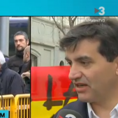 Sabrià banderes espanyoles captura TV3