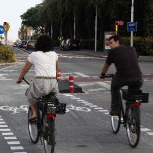 Carril bici Barcelona - ACN