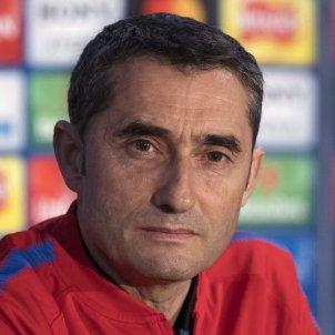 Ernesto Valverde Barça Champions Efe