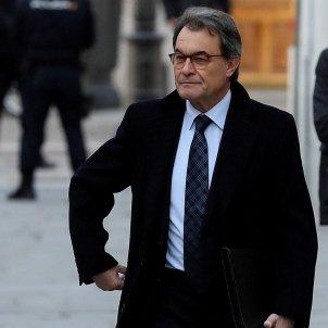 Artur Mas declaració suprem / EFE