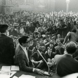 Assemblea al Paranimf. 1966