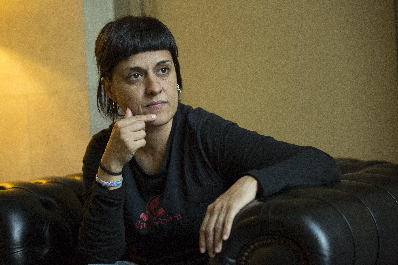 Anna Gabriel - Sergi Alcàzar